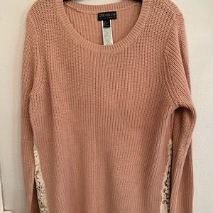 Forever 21 Plus Long Sleeve Sweater